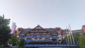 Hotel Golebiewski miejsce Forum Ekonomicznego